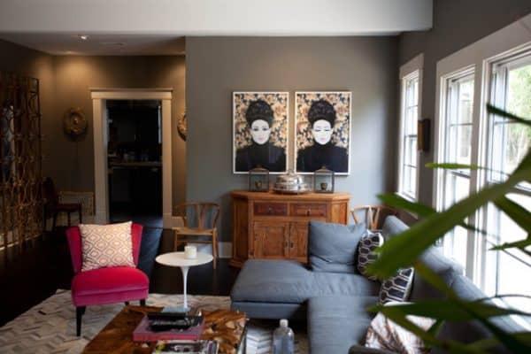 Micky Hoogendijk Art Private Homes