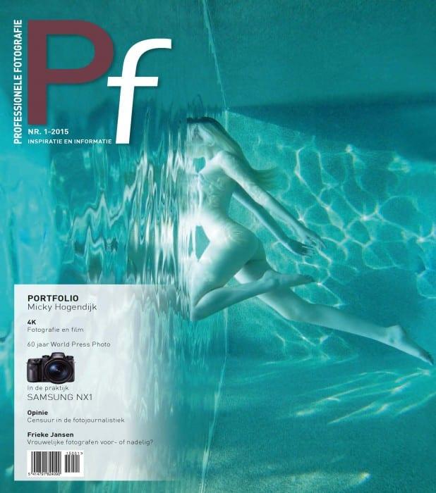 PF cover Januari 2015 Micky Hoogendijk