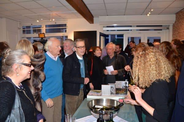 Eduard Planting Micky Hoogendijk Opening