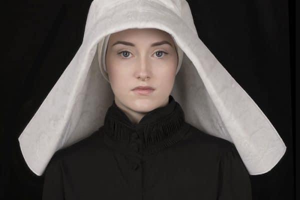 the nun micky hoogendijk photography