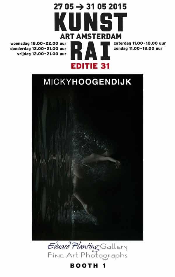 micky hoogendrijk kunst rai art amsterdam
